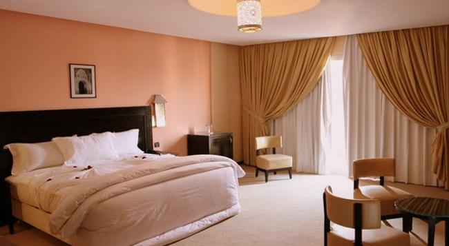 Almas Hotel - 마라케시 - 침실