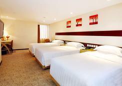 카사 레알 호텔 - 마카오 - 침실