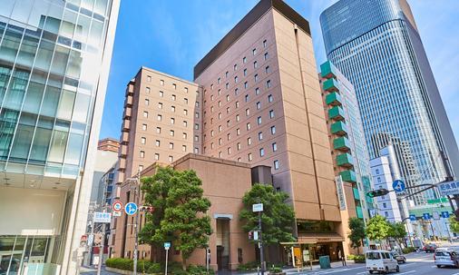 리가 나가노시마 인 - 오사카 - 건물