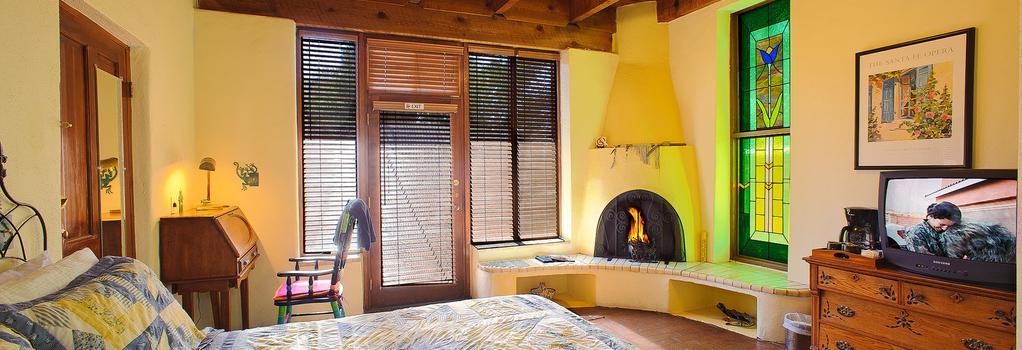 Adobe Rose Inn Bed And Breakfast - 투손 - 침실