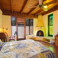 Adobe Rose Inn Our Atanacia Room is a favorite for couples wanting to spend a romantic weekend