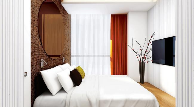 오볼로 노호 - 홍콩 - 침실