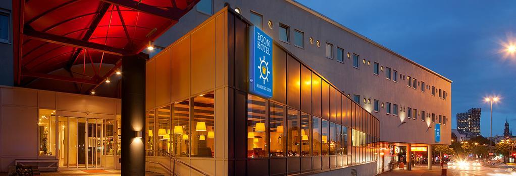 Egon Hotel Hamburg City - 함부르크 - 건물