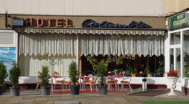Hotel Columbia - 베를린 - 건물