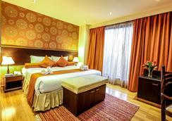 더 모나크 호텔 - 나이로비 - 침실