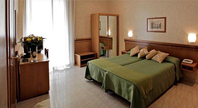 호텔 엠버시 - 로마 - 침실