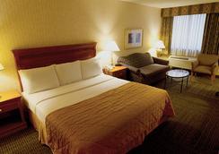 Gateway Hotel Dallas - 댈러스 - 침실