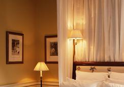 더 크랜리 호텔 - 런던 - 침실