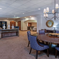 Wyndham San Antonio Riverwalk Presidential Suite