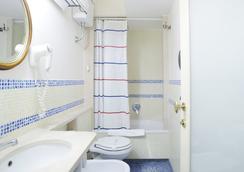 The Grand Hotel Europa - 나폴리 - 욕실