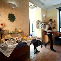 호텔 빌라 메디치 Breakfast Area