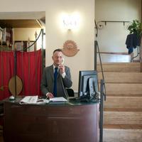 호텔 빌라 메디치 Reception