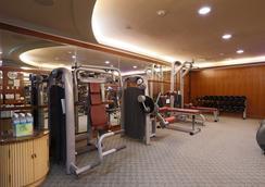 에버그린 로렐 호텔 - 타이베이 - 체육관