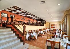 Hotel Gran Palace - 산티아고 - 레스토랑
