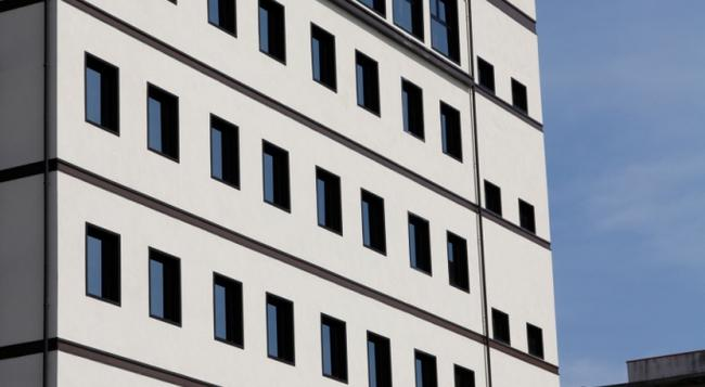 호텔 컨티넨털 - 레조디칼라브리아 - 건물
