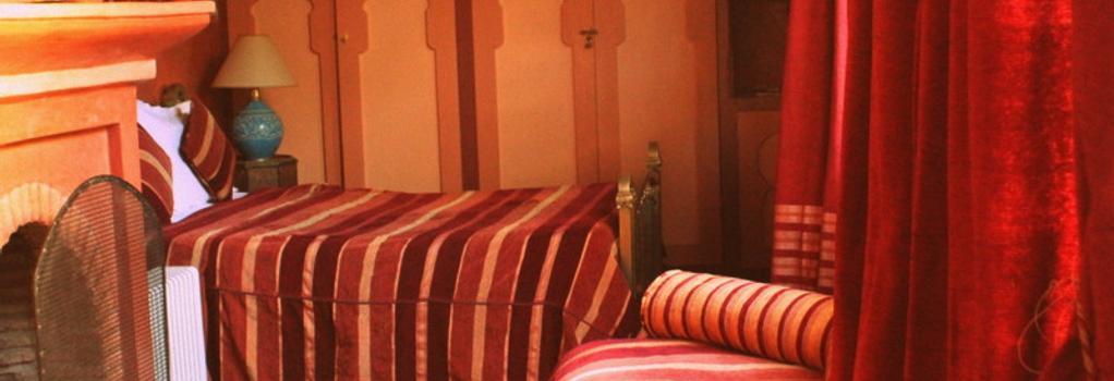 Riad Al Nour - 마라케시 - 침실