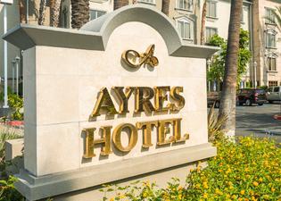 아이레스 호텔 애너하임