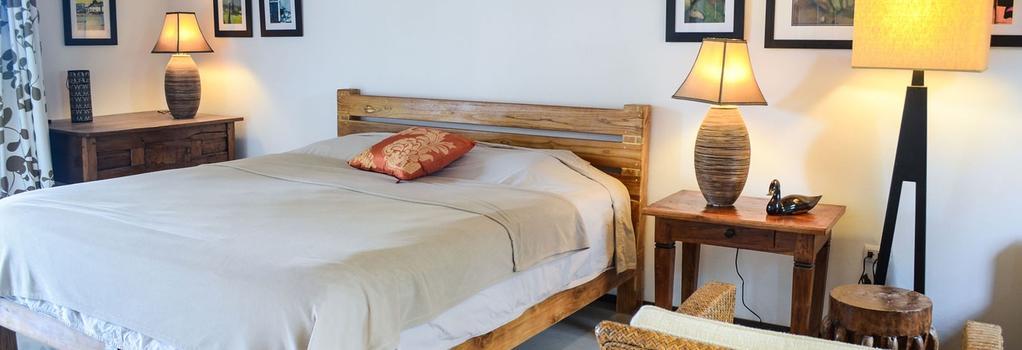 Lodge Margouillat - Tambor - 침실