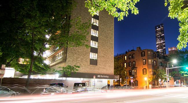 40버클리 - 보스턴 - 건물