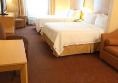 Holiday Inn Express & Suites CD. Juarez - Las Misiones - Ciudad Juarez - 침실