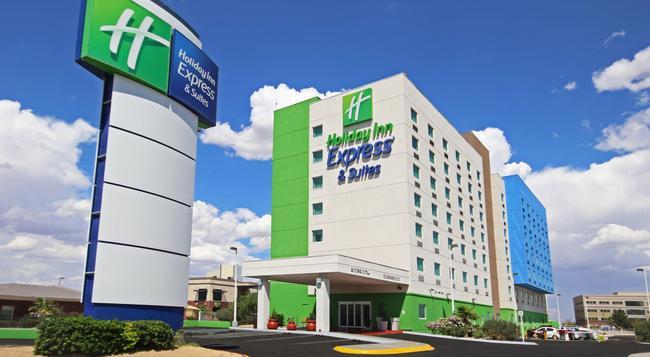 Holiday Inn Express & Suites CD. Juarez - Las Misiones - Ciudad Juarez - 건물