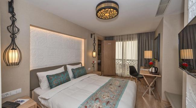 아이바 호텔 - 이스탄불 - 침실