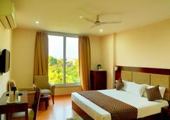 호텔 로얄 팜 - 우다이푸르 - 침실