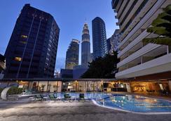 코러스 호텔 - 쿠알라룸푸르 - 수영장