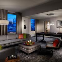 하드록 호텔 시카고 Guestroom