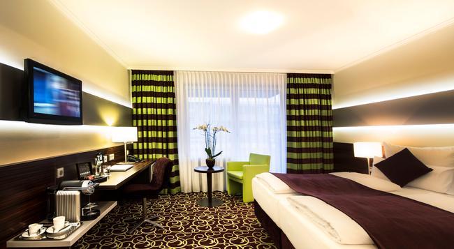 호텔 메트로폴 - 뮌헨 - 침실