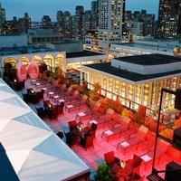 엠파이어 호텔 Terrace/Patio