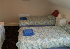 The Highbury Hotel - 블랙풀 - 침실