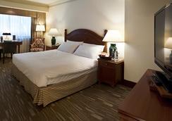 임페리얼 호텔 - 타이베이 - 침실