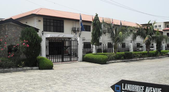 La Playa Suites - 라고스 - 건물