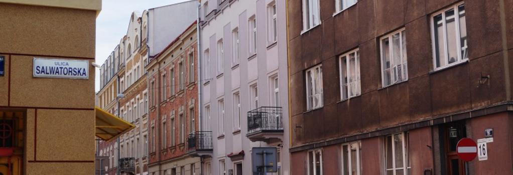 Emaus Apartments - 크라쿠프 - 건물
