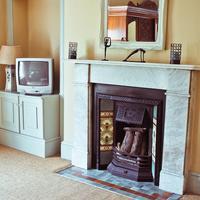 마운틴 마노 게스트하우스 Living Room