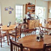 마운틴 마노 게스트하우스 Breakfast Area