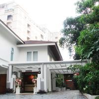 스카이라인 부티크 호텔 Hotel Front