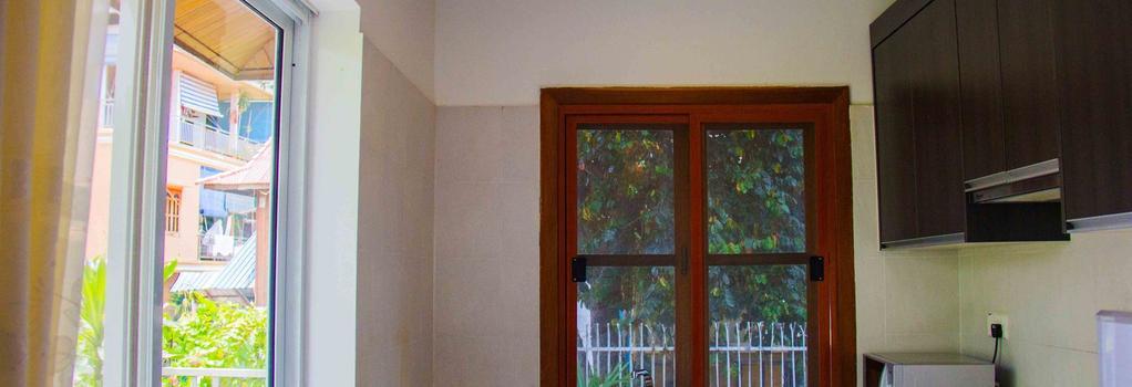 스카이라인 부티크 호텔 - 프놈펜 - 침실