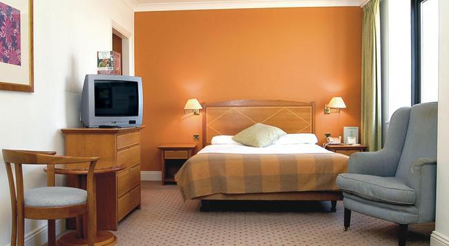 브리타니아 호텔 노팅햄 시티 센터 - 노팅엄 - 침실