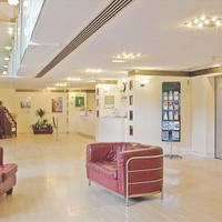 브리타니아 호텔 노팅햄 시티 센터 Lobby