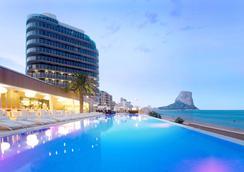 Gran Hotel Sol y Mar - 칼페 - 수영장
