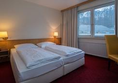 호텔 뉴토어 - 잘츠부르크 - 침실
