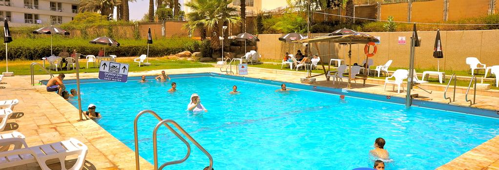 Aquamarine Hotel - 에일라트 - 수영장
