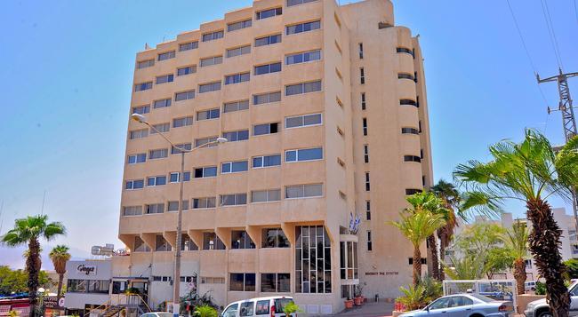 아쿠아마린 호텔 - 에일라트 - 건물