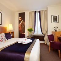 호텔 왈도르프 트로카데로 Guestroom
