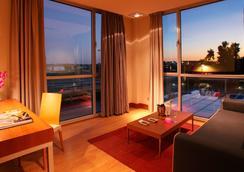 호텔 SB Bcn 이벤츠 - 카스테데펠스 - 침실