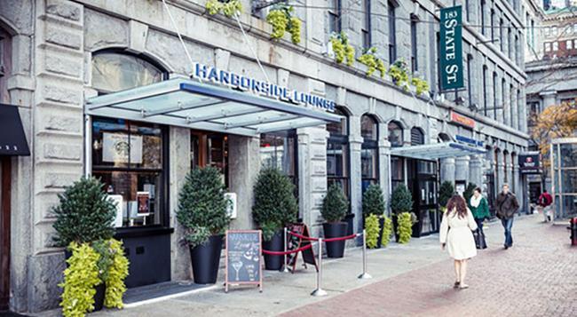 하버사이드 인 - 보스턴 - 건물