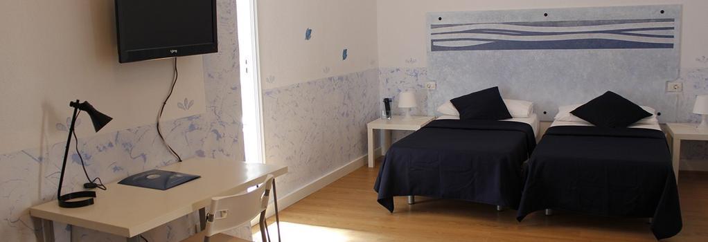 호텔 호리존테 - 산타크루스데테네리페 - 침실