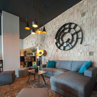 Andromeda Hotel Lobby Lounge